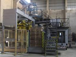 Производственная линия для производства бетонных блоков