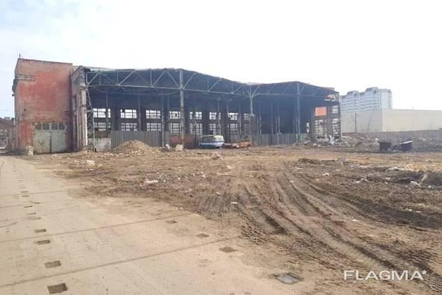 Производственная территории 1,7 га. под развитие