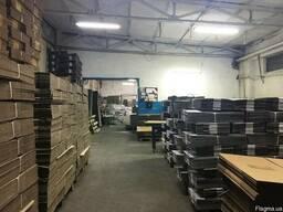 Производственно-складской комплекс 2300 м2 на участке 33 сот