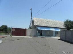 Производственно-складской комплекс возле г. Ильичевск