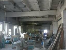 Производственное помещение здание. Мебельно столярный цех.