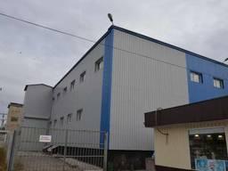 Производственное здание в Каменной яруге (Чугуевский р-н)