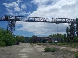 Производственный комплекс 3200 м. кв. на участке 5 га с ж/д ветками в Кулиндорово