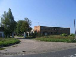 Производственный комплекс в Сумской области
