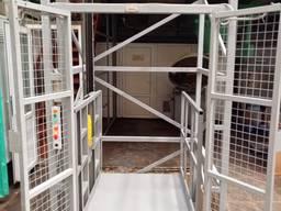 Производственный подъёмник в цех 1000 кг