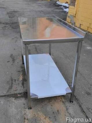 Производственный стол из нержавейки продам бу
