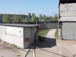 Производственные помещения 800м. кв - комплекс с отдельной т