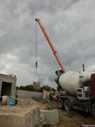 Производство бетона Киев