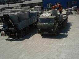 Производство бетона Киев Выдубичи