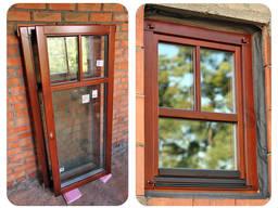 Деревянные окна на заказ супер цена!!!