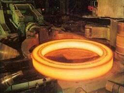 Производство фланцев кольцерактатным станом - фото 3
