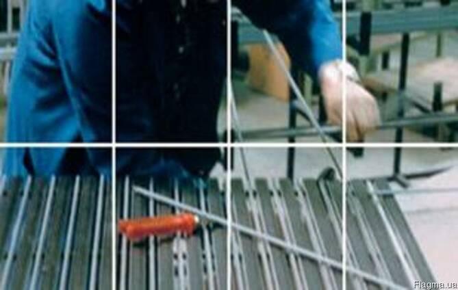 Производство грязеочищающих решеток