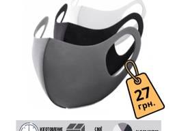 Многоразовая маска Питта производство
