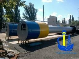 Производство и изготовление водонапорных башен в Украине