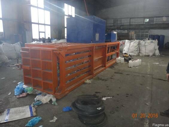 Производство и ремонт пакетировочных прессов для макулатуры