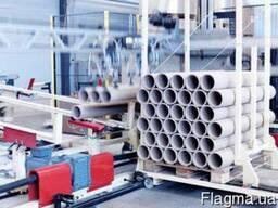 Производство картонных втулок, труб, гильз, шпулей, тубусов