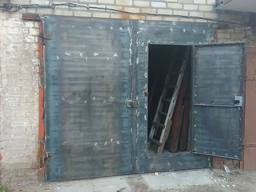 Производство металлических входных дверей