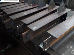 Производство металлоконструкций любой сложности, изготовлений стальных конструкций