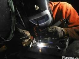 Производство металлоконструкций любой сложности