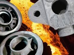 Промышленное и художественное литье черных металлов