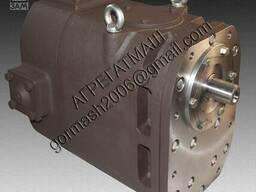 Производство пневмодвигателей К30МФ с золотниковой коробкой