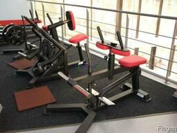 Производство Профессиональных Тренажеров SportFit для зала