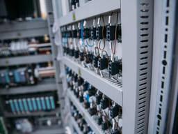 Производство шкафов АСУ ТП и автоматики инженерных систем. ..