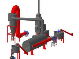 Производство топливного брикета оборудование