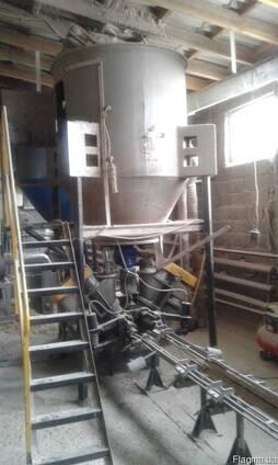 Производство топливных брикетов и пеллет