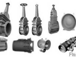 Производство Трубопроводной арматуры ру2.5-25атм ф150-2000мм