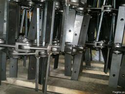 Производство вильчатых цепей на КПС, КПС 2М, КПС 650