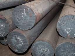 Круги редких сталей р6м5-мп, шх15-В и других, квадрат, пок. штамп. и др.