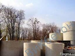 Производство жб бетонных колец для колодцев Харькове
