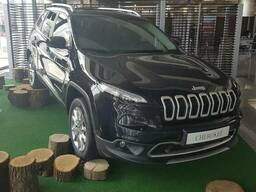 Прокат автомобиля Jeep Cheeroki New