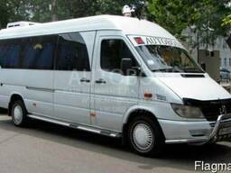Прокат микроавтобуса Mercedes-Benz Sprinter white 18 чел