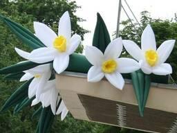 Прокат пневмогирлянды цветов