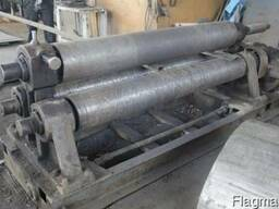 Прокат профильных труб и листового металла