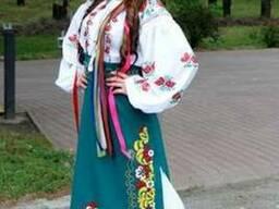 Прокат украинских национальных костюмов