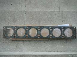 Прокладка головки блока цилиндров ЯАЗ-206