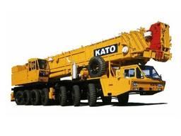 Клапан на выдвижение опорной лапы 629-81700030 автокран KATO