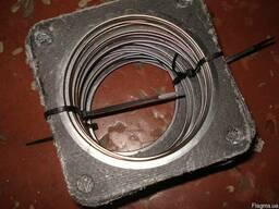 Прокладка компенсатора 4 отв. , 250Б-1203038 ,