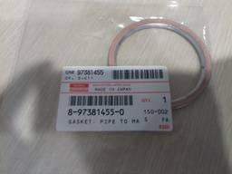 Прокладка между приемной трубкой и коллектором 8973814550 на