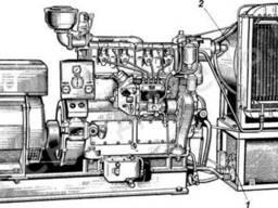 Прокладки дизеля К360М1 (4Ч10.5/13)