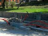 Прокладки кабеля под землёй