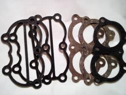 Прокладки плиты компрессора У-43102 - фото 2
