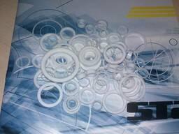 Прокладки втулки из фторопласта под заказ