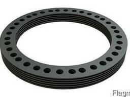 Резиновые кольца для муфт из асбестоцемента САМ300