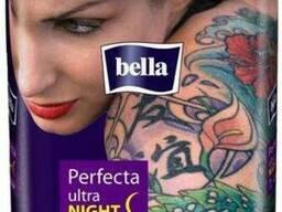 Прокладки женские Bella Perfecta Ultra Night , 7 шт.