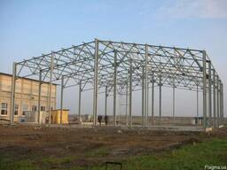 Промислове будівництво будівель і об'єктів