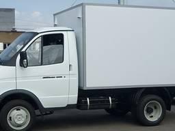 Промтоварный фургон на шасси Газель Бизнес